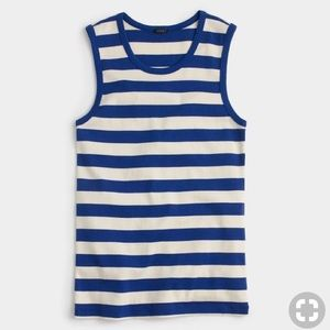 💕💕 J.Crew Perfect Fit Striped Shell 💕💕